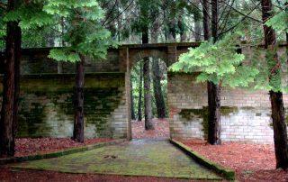 Socrates Garden archway